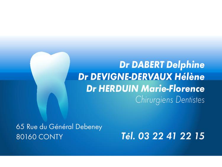 DR DABERT DEVIGNE DERVAUX HERDUIN Iceberg coins ronds