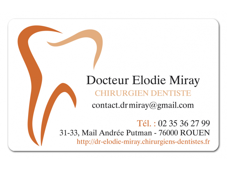 DR MIRAY ELODIE PERSO Coins ronds