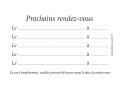 DR PARMENTIER Stephan Volute Bleus coins ronds