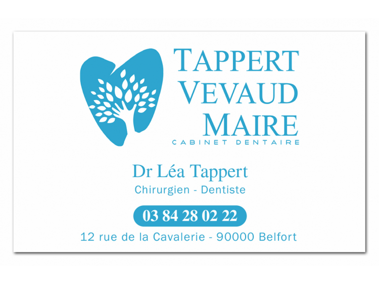 DR TAPPERT Lea Perso coins droits