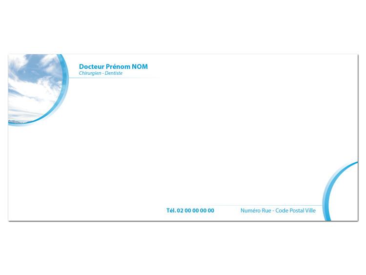 Carte de correspondance - CIEL